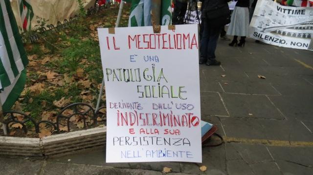 11.11.2015 Manifestazione Roma Ministero del Lavoro 006