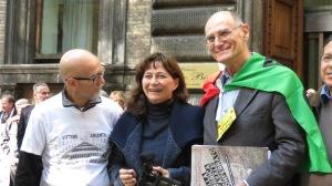 11.11.2015 Manifestazione Roma Ministero del Lavoro 549