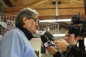 Andrea Caselli presidente AFEVA la RAI 2