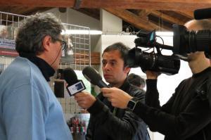 Andrea Caselli presidente AFEVA la RAI 6