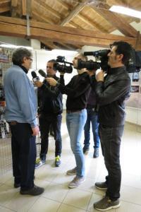 Andrea Caselli presidente AFEVA la RAI