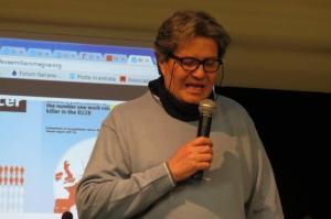 Andrea Caselli presidente AFEVA la relazione 1