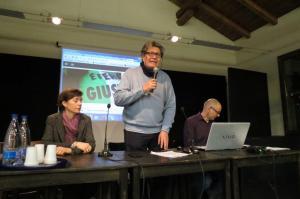 Andrea Caselli presidente AFEVA la relazione