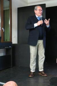 Giuseppe Manfredi Presidente AFEVA Casale Monferrato 3