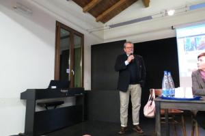 Giuseppe Manfredi Presidente AFEVA Casale Monferrato