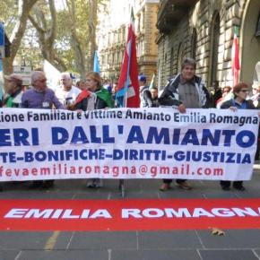 Fondo Vittime Amianto 2: Luci e ombre nella valutazione di AFeVA Emilia Romagna delle misure in legge dibilancio