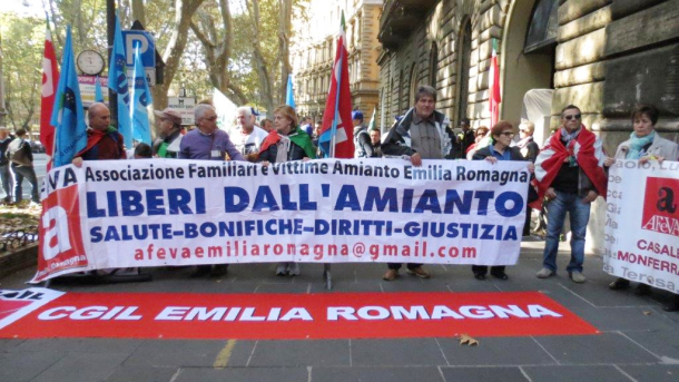 Delegazione Afeva Emilia Romagna al Ministero del lavoro