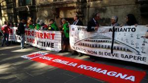 presidio 11 novembre 2015 ministero lavoro Roma