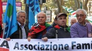 11.11.2015 Manifestazione Roma Ministero del Lavoro 094