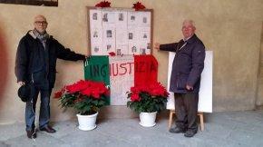 Natale 2016: a Palazzo D'Accursio si ricordano le vittime dell'Amianto dell'OGRBologna