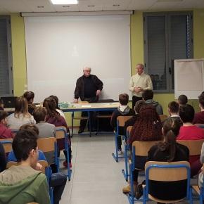 Rubiera: a scuola contro l'amianto – il passato ed ilfuturo