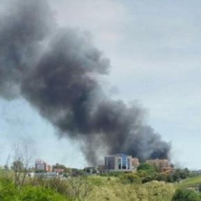 Incendio a Pomezia: Amianto e diossine – Cgil – tragediaannunciata