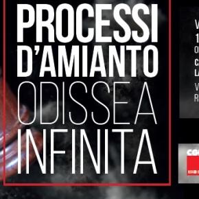 PROCESSI D'AMIANTO – Odissea Infinita: i VIDEO e le Slide del Convegno di Reggio Emilia1/12/2017