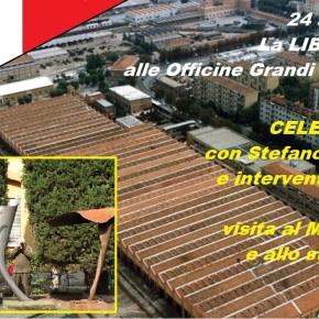 Festa della Liberazione: 24 aprile 2018 ore 10.00 celebrazione Resistenza alle OGRBologna