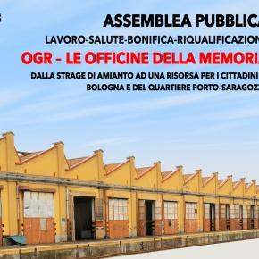 OGR – LE OFFICINE DELLA MEMORIA: i video ed i materiali del convegno – assemblea 28 aprile2018