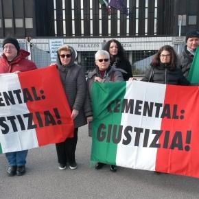 Cemental: Il 20 gennaio 2021 inizia il Processo in Corte D'Appello aBologna