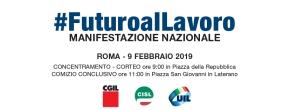 Vertenza Amianto CGIL-CISL-UIL: i diritti degli ex-esposti amianto nella piattaforma della manifestazione nazionale del 9 febbraio aROMA