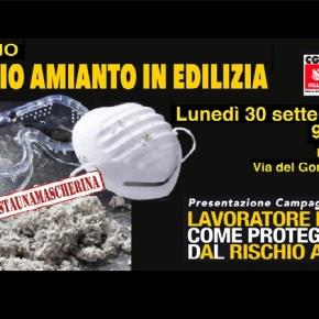 PROGETTO AMIANTO: Il rischio amianto in edilizia – Convegno FILLEA ER-CGIL ER-AFeVA ER 30 settembre 2019Bologna