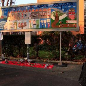 Officine Grandi Riparazioni Bologna: Un fiore per la memoria – l'iniziativa di ARTECITTA' e dei ragazzi delle scuole DèAndrè