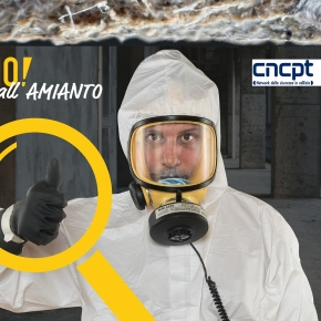 """Amianto: al via la campagna di informazione e sensibilizzazione rischio amianto in edilizia """"occhioallamianto"""" FILLEA-CGIL/FILCA-CISL/FENEAL-UIL con ENTE DI FORMAZIONE E SICUREZZA INEDILIZIA"""